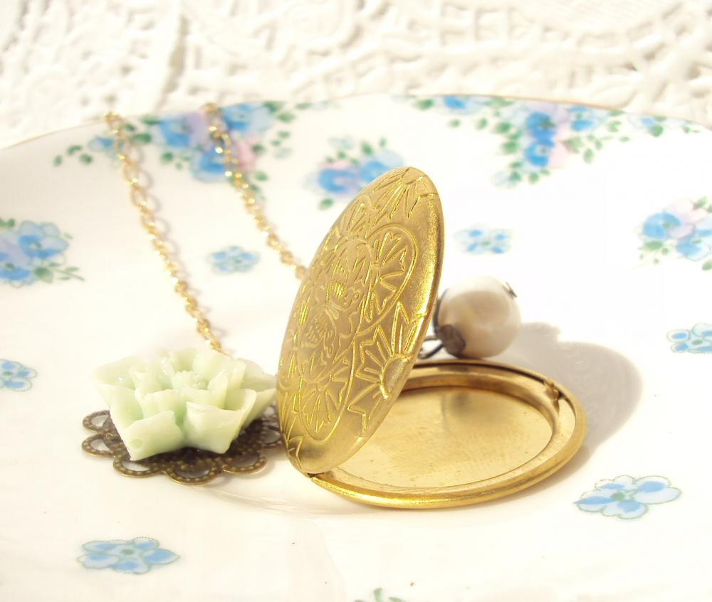 Whimsical Wonderland - Locket Necklace